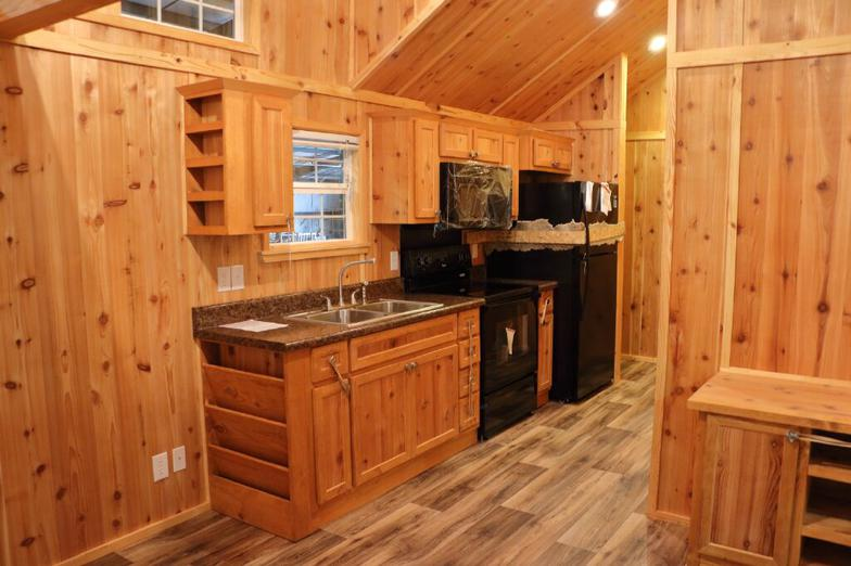 Interior Cabin Styles Recreational Resort Cottages And