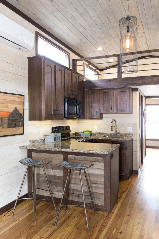 The Alexander By Cavalier Clayton Tiny Homes Amp Rrc Athens